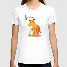 Accountability T-shirt