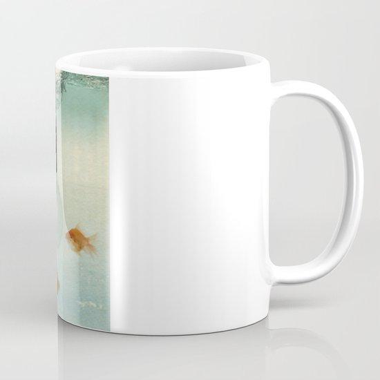 Fishing for ideas Mug