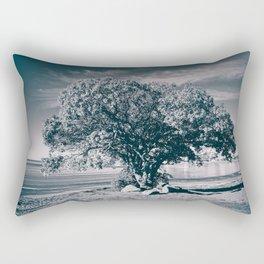 The Pohutukawa, New Zealand's Christmas Tree. Rectangular Pillow