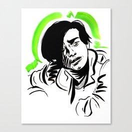 John Connor Canvas Print