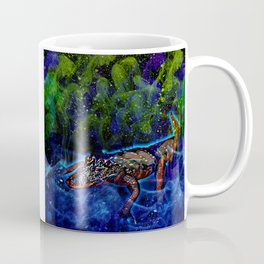 Galaxy Gator Coffee Mug