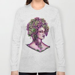 Sauvignon Long Sleeve T-shirt