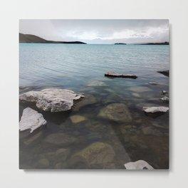 Lake Moment Metal Print