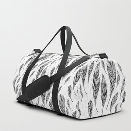 Feathers Duffle Bag