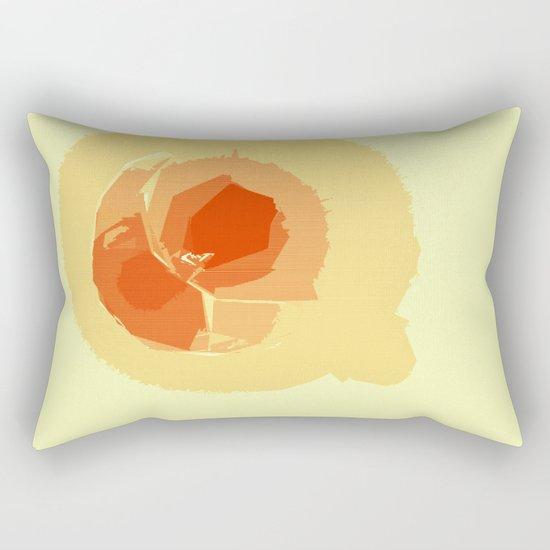 Moon Lamp Rectangular Pillow