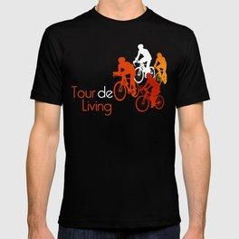tour de living T-shirt