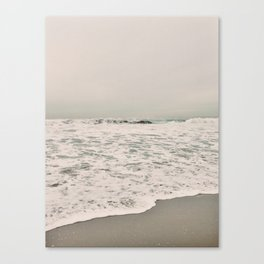 Mornings with Venice Two Canvas Print