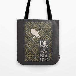 Books Collection: Kafka, The Metamorphosis Tote Bag