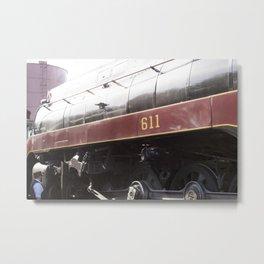 Strasburg Railroad Series 4 Metal Print