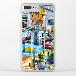 Go Diego Go! Clear iPhone Case
