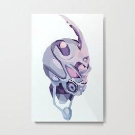 Helm Metal Print