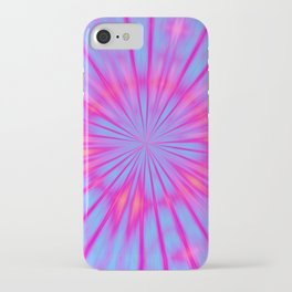 Magical Tie Dye iPhone Case