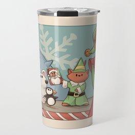 I Know Him Travel Mug