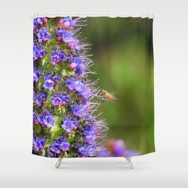 Bee's Knees Shower Curtain