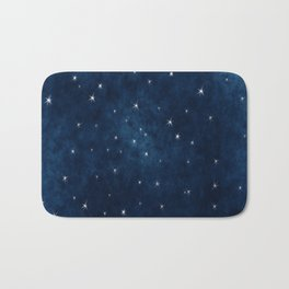 Whispers in the Galaxy Bath Mat