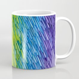 Rainbow Rain Coffee Mug