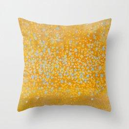 Landscape Dots - Breath Throw Pillow