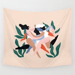 Take time to dance Wall Tapestry