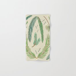 Pine Bough Study Hand & Bath Towel
