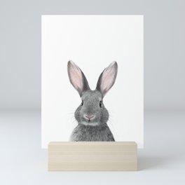 little bunny Mini Art Print