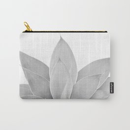 Gray Agave #1 #tropical #decor #art #society6 Carry-All Pouch