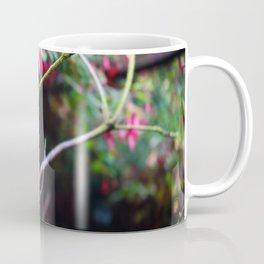 Asian Fairy Bluebird Coffee Mug
