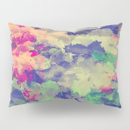 Abstract painting X 0.3 Pillow Sham