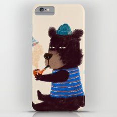 BLACK BEAR SAILOR II iPhone 6 Plus Slim Case