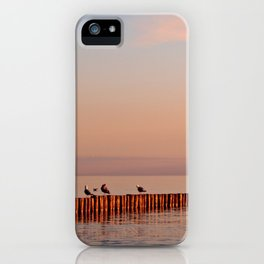 horizons iPhone Case