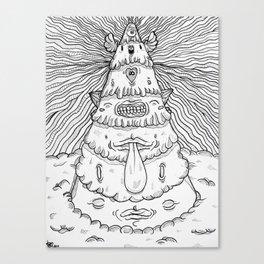 Mt. Gooberest Canvas Print