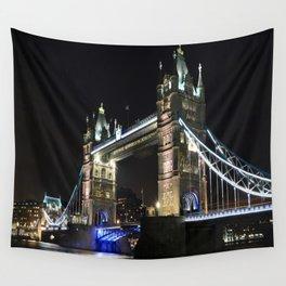 Tower bridge London Wall Tapestry