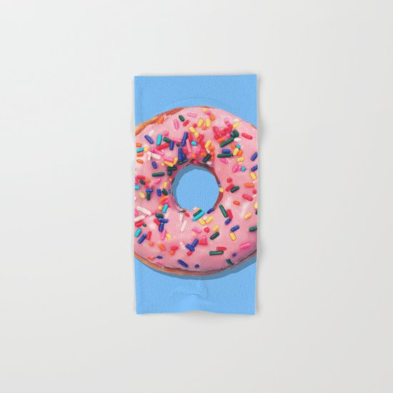 Donut Hand & Bath Towel