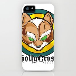 Starfoxxx iPhone Case