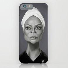 Eartha Kitt iPhone 6s Slim Case