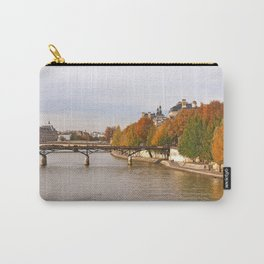 Autumn in Paris Carry-All Pouch
