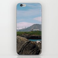 iceland iPhone & iPod Skins featuring iceland by Anna Levina