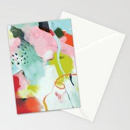 landscape in spring Stationery Cards