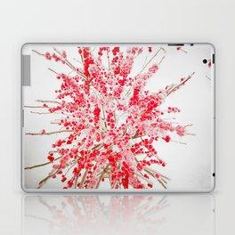 Frozen red Laptop & iPad Skin