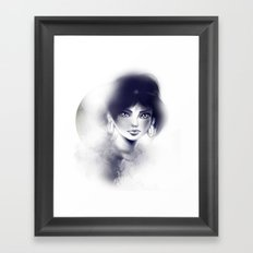 Princess Mononoke  Framed Art Print