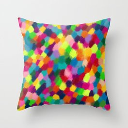 For Lyra With Love Throw Pillow