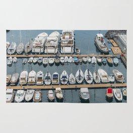 Boats Rug