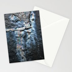 Black Rainbows Stationery Cards