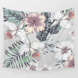 TROPICAL BEAUTY Wall Tapestry