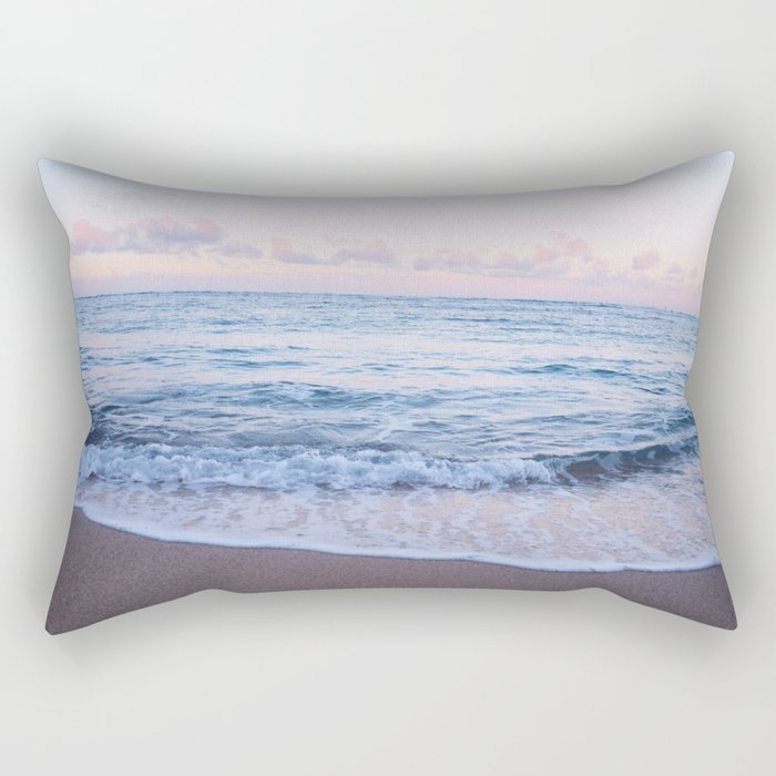 Ocean Morning Rectangular Pillow