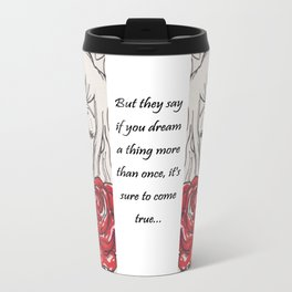 Sleeping Beauty Travel Mug