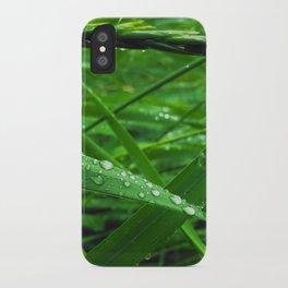 Montana Green iPhone Case
