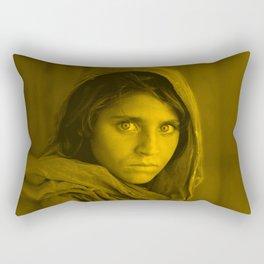 Sarbat Bibi Rectangular Pillow