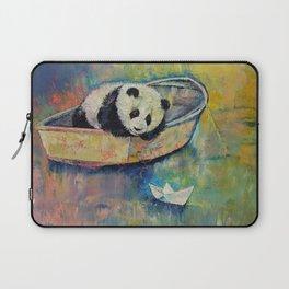 Paper Boat Laptop Sleeve