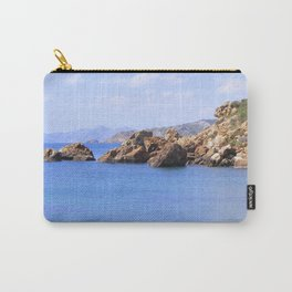 BLUE BLUE SEAS Carry-All Pouch