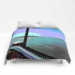 Landscape sf ing 100 Comforters